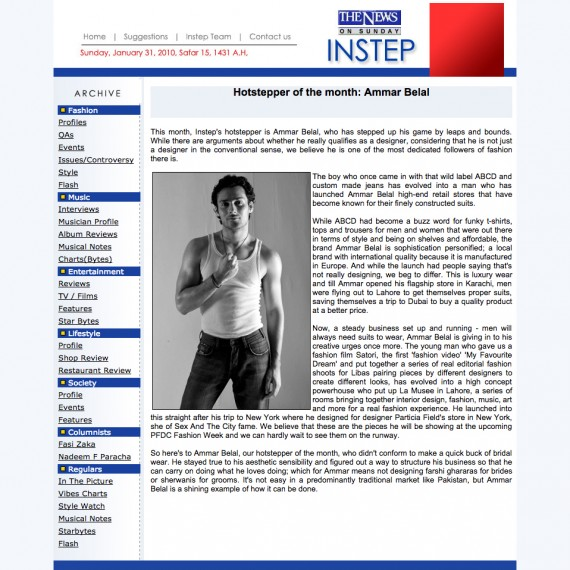Instep-Hotstepper2010